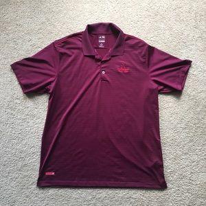Adidas Men's Grayhawk Golf Club Polo